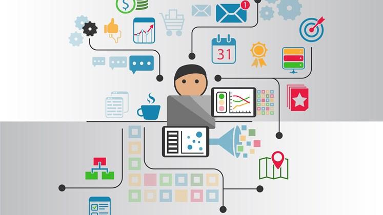 En digital plattform gir deg kontroll på dataen | Atea